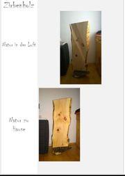 Zirbe Zirbenholz Zirbenbrett