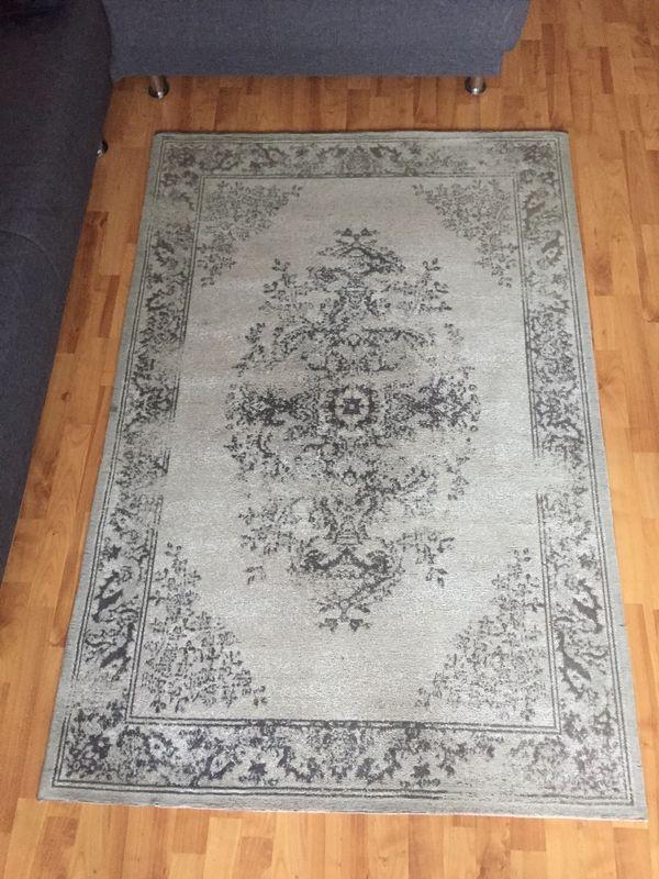 Teppich im Vintage-Stil