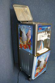 Softeismaschine Eismaschine Soft-Eiscreme Maschine Alvin