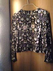 retro vintage Bluse