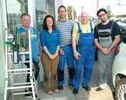 Kundenanfragen zur Glasreinigung