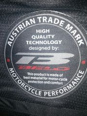 Motorradjacke Damen Marke Belo