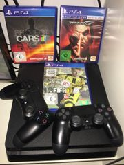 Gut erhaltene PS4