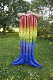 NEU Große Luftmatratze Meerjungfrau Design