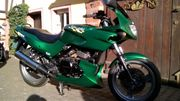 Kawasaki GPZ500S mit nur 3541Km