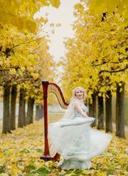 Unterricht Harfe, Gesang,