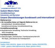 Unsere Dienstleistungen bundesweit