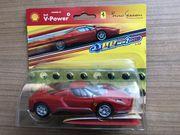Ferrari Collection - 6 Modelle - Hot Wheels