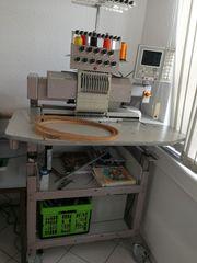 Stickmaschine ZSK Sprint II
