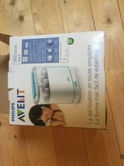 Dampfsterilisator Philips Avent 3 in