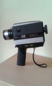 BAUER Super 8 Kamera