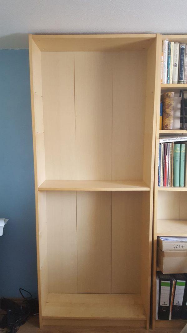 Billy Bücherregal (Ikea), Birkefurnier in Schefflenz - IKEA-Möbel ...