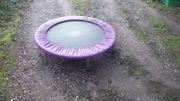 Indoor-Trampolin 1 m Durchmesser gebraucht