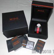 Mido Automatik Damenuhr