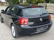 BMW 118d Sport Line SPORT