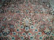 echter handgeknüpfter Teppich Kaschmir Ghom
