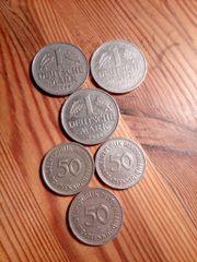 Deutsche Mark versch.