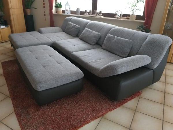 Wohnlandschaft Incl Hocker In Schwarzach Polster Sessel Couch