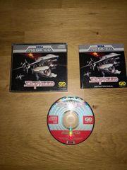 Sega Mega CD Spiel Slipheed