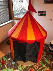 IKEA Spielzelt Zirkuszelt Circuszelt Zelt