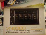 ESX Vision Autoradio VN630D mit