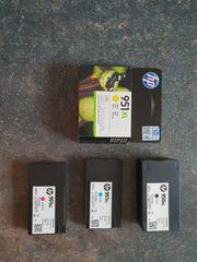 HP Tintenpatronen 950 /