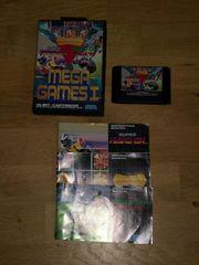 Sega Mega Drive Spiel Mega