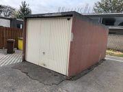 Stahlbeton Garage zu Verschenken