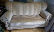 Couch Vintage 2 Sitzer neuwertiger