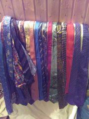 37 Krawatten, eine