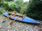 pouch Faltboot mit Mast Segel