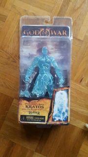 Kratos Spielfigur God of War