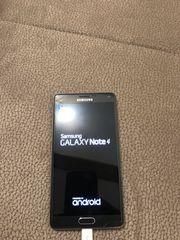 Samsung Note 4 offen