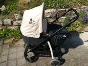 Hauck Kinderwagen 3er