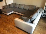 wunderschönes superbequemes großes Sofa