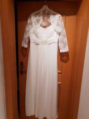 Brautkleid - Perfekt auch als Umstandsbrautkleid