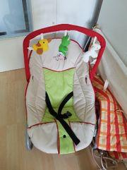 Babywippe von Hauck