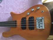 Bass Warwick Streamer