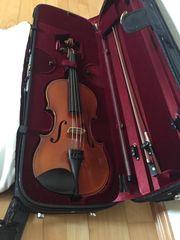 Schnäppchen 4 4 Geige mit
