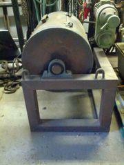 Trommel - Entgratmaschine Scheuertrommel