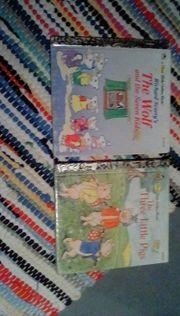 Kinderbücher auf Englischer