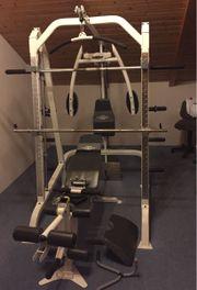 kraftstation sport fitness sportartikel gebraucht. Black Bedroom Furniture Sets. Home Design Ideas
