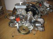 Käfer Trike Motor