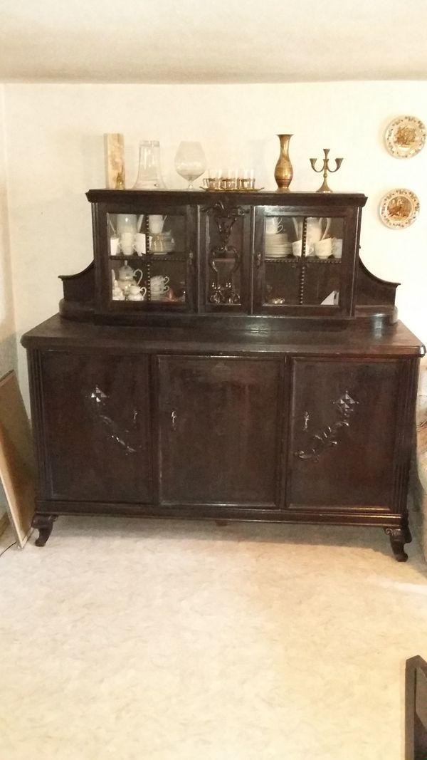 altes esszimmer gebraucht kaufen nur 3 st bis 60 g nstiger. Black Bedroom Furniture Sets. Home Design Ideas