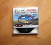 Hama Polarisations-Filter circular 58 0