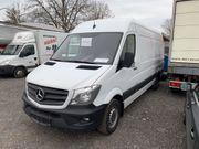 Mercedes Sprinter Garantie