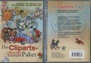 Das Cliparts-Paket 4000 überwiegend handkolorierte