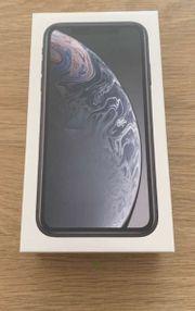 IPhone XR Schwarz 64GB Neu
