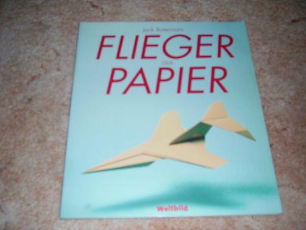 jalousie aus papierrollen selber machen, bastelbuch 'flieger aus papier' in nürnberg - handarbeit, basteln, Design ideen
