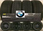 4 x Original 1er-BMW Winterreifen